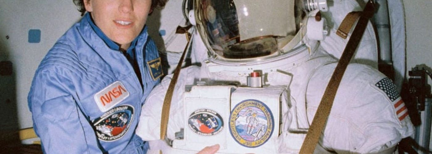 astronauta doctora kathy sullivan