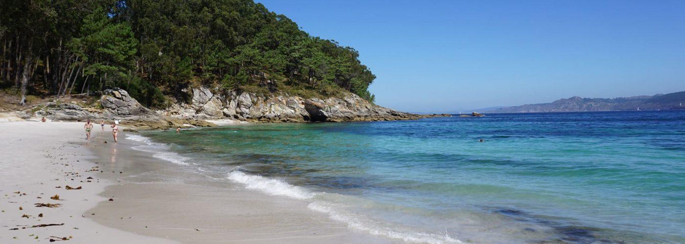 Playa de Figueiras. Fuente: viajandoconelultimobus