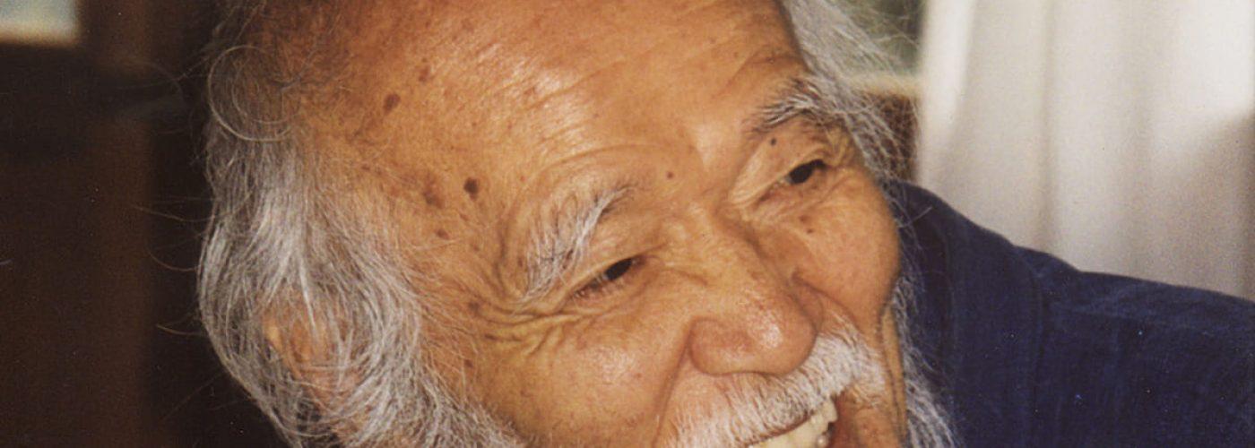 Masanobu fukuoka, abuelo de la permacultura